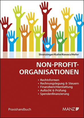 Non-Profit-Organisationen von Hofer,  Christoph, Kovacs,  Karin, Kuhn,  Christian, Stranzinger,  Thomas
