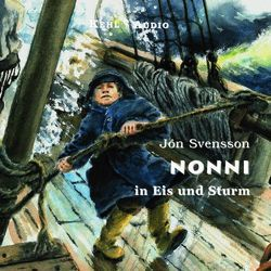 Nonni in Eis und Sturm von Gunkel,  Annette, Kehl,  Alexandra, Svensson,  Jon