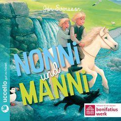 Nonni und Manni von Kremp,  Jan-Gregor, Neuendorf,  Silvio, Svensson,  Jon
