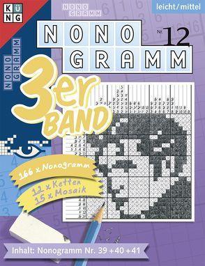 Nonogramm 3er-Band Nr. 12