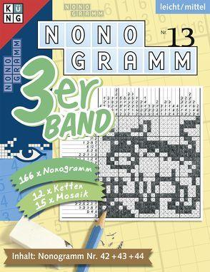 Nonogramm 3er-Band Nr. 13