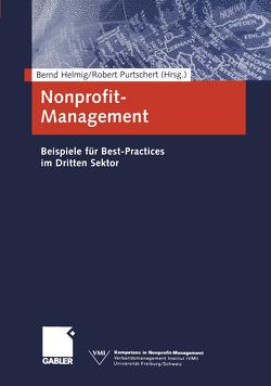 Nonprofit-Management von Helmig,  Bernd, Purtschert,  Robert