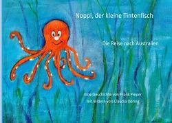 Noppi, der kleine Tintenfisch von Döring,  Claudia, Pieper,  Frank