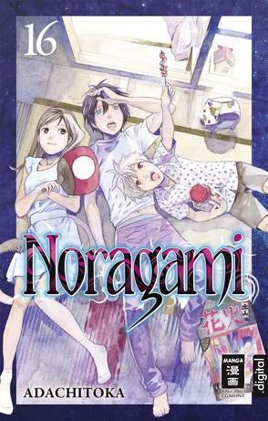 Noragami 16 von Adachitoka, Aoki,  Ai
