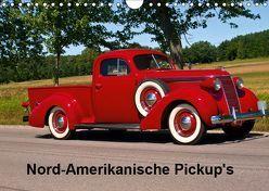 Nord-Amerikanische Pickup's (Wandkalender 2019 DIN A4 quer)