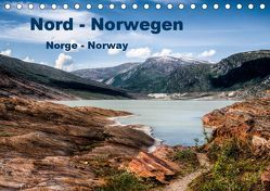 Nord Norwegen Norge – Norway (Tischkalender 2019 DIN A5 quer) von Rosin,  Dirk