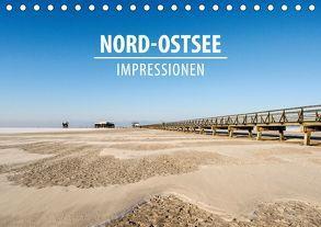 Nord-Ostsee Impressionen (Tischkalender 2018 DIN A5 quer) von Kerpa,  Ralph