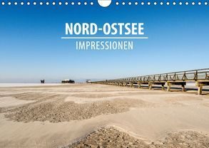 Nord-Ostsee Impressionen (Wandkalender 2018 DIN A4 quer) von Kerpa,  Ralph