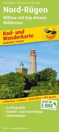 Nord-Rügen, Wittow mit Kap Arkona, Hiddensee