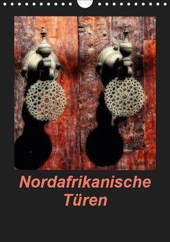 Nordafrikanische Türen (Wandkalender 2019 DIN A4 hoch) von Heim,  Jutta