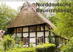 Norddeutsche Bauernhäuser (Wandkalender 2018 DIN A3 quer) von E. Hornecker,  Heinz