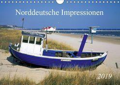 Norddeutsche Impressionen (Wandkalender 2019 DIN A4 quer) von Reupert,  Bildarchiv