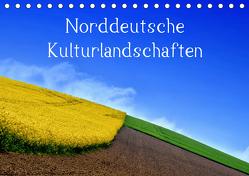 Norddeutsche Kulturlandschaften (Tischkalender 2019 DIN A5 quer) von Gerken,  Klaus