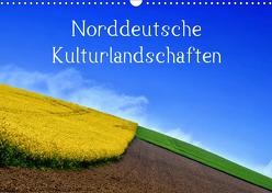 Norddeutsche Kulturlandschaften (Wandkalender 2019 DIN A3 quer) von Gerken,  Klaus