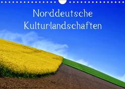 Norddeutsche Kulturlandschaften (Wandkalender 2019 DIN A4 quer) von Gerken,  Klaus