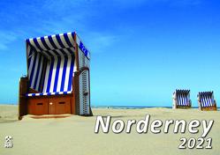 Norderney 2021 von Kriegel,  Michael