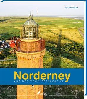 Norderney aus der Vogelperspektive von Mehle,  Michael