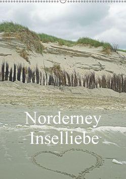 Norderney – Inselliebe (Wandkalender 2019 DIN A2 hoch) von Siepmann,  Thomas