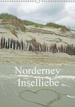 Norderney – Inselliebe (Wandkalender 2019 DIN A3 hoch) von Siepmann,  Thomas