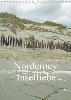 Norderney – Inselliebe (Wandkalender 2019 DIN A4 hoch) von Siepmann,  Thomas