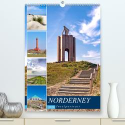 Norderney Inselportrait (Premium, hochwertiger DIN A2 Wandkalender 2020, Kunstdruck in Hochglanz) von Dreegmeyer,  Andrea