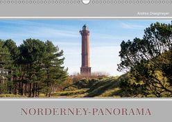 Norderney-Panorama (Wandkalender 2019 DIN A3 quer)