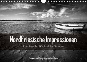 Nordfriesische Impressionen – Eine Insel im Wechsel der Gezeiten (Wandkalender 2018 DIN A4 quer) von Daum,  Lars