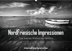 Nordfriesische Impressionen – Eine Insel im Wechsel der Gezeiten (Wandkalender 2019 DIN A2 quer) von Daum,  Lars