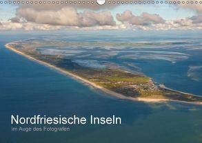 Nordfriesische Inseln im Auge des Fotografen (Wandkalender 2018 DIN A3 quer) von Roletschek,  Ralf