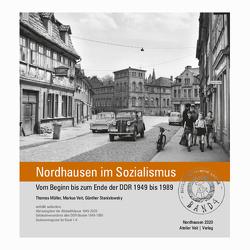 Nordhausen im Sozialismus Band 4 von Veit,  Markus
