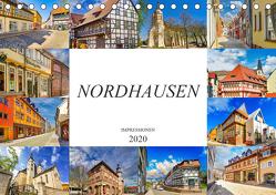 Nordhausen Impressionen (Tischkalender 2020 DIN A5 quer) von Meutzner,  Dirk
