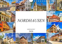 Nordhausen Impressionen (Wandkalender 2020 DIN A4 quer) von Meutzner,  Dirk