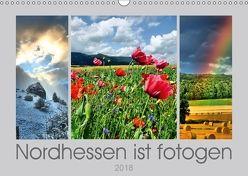 Nordhessen ist fotogen (Wandkalender 2018 DIN A3 quer) von Löwer,  Sabine
