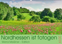 Nordhessen ist fotogen – Werra-Meißner – Edition (Wandkalender 2019 DIN A2 quer) von Löwer,  Sabine