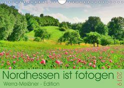 Nordhessen ist fotogen – Werra-Meißner – Edition (Wandkalender 2019 DIN A4 quer) von Löwer,  Sabine