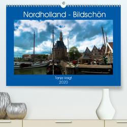 Nordholland – Bildschön (Premium, hochwertiger DIN A2 Wandkalender 2020, Kunstdruck in Hochglanz) von Voigt,  Tanja