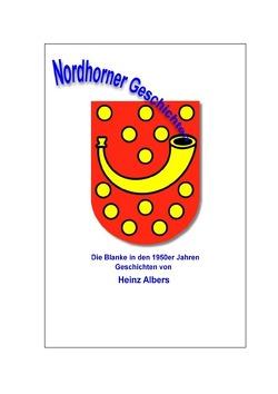 Nordhorner Geschichten von Albers,  Heinz