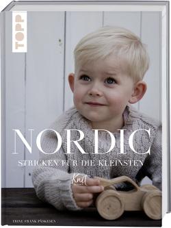 Nordic. Stricken für die Kleinsten von Påskesen,  Trine Frank