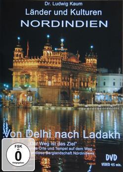 Nordindien – Von Delhi nach Ladakh von Kaum,  Ludwig