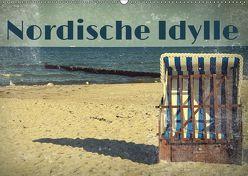 Nordische Idylle (Wandkalender 2019 DIN A2 quer) von Hultsch,  Heike