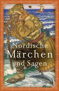 Nordische Märchen und Sagen von Ackermann,  Erich