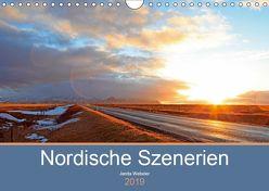 Nordische Szenerien (Wandkalender 2019 DIN A4 quer)