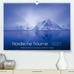 Nordische Träume (Premium, hochwertiger DIN A2 Wandkalender 2021, Kunstdruck in Hochglanz) von Zwilling,  Jan