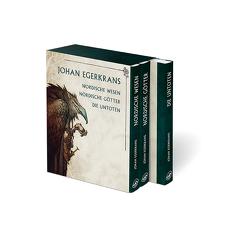 Nordische Wesen, Nordische Götter, Die Untoten von Doerries,  Maike, Egerkrans,  Johan