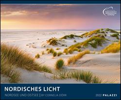 Nordisches Licht 2022 – Bild-Kalender – Wand-Planer – 60×50