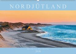 Nordjütland – die Spitze Dänemarks (Wandkalender 2018 DIN A2 quer) von Peters-Hein,  Reemt