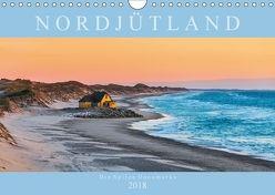Nordjütland – die Spitze Dänemarks (Wandkalender 2018 DIN A4 quer) von Peters-Hein,  Reemt