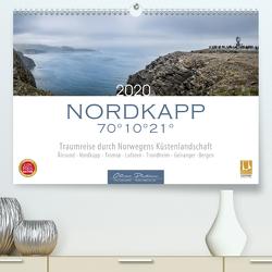 Nordkapp – Norwegens Küstenlandschaft (Premium, hochwertiger DIN A2 Wandkalender 2020, Kunstdruck in Hochglanz) von Pinkoss,  Oliver