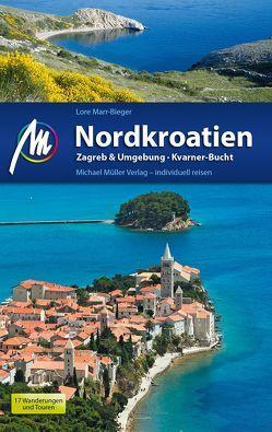 Nordkroatien von Marr-Bieger,  Lore