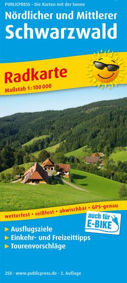Nördlicher und Mittlerer Schwarzwald